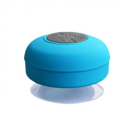 Click Water resistant BT speaker Blue