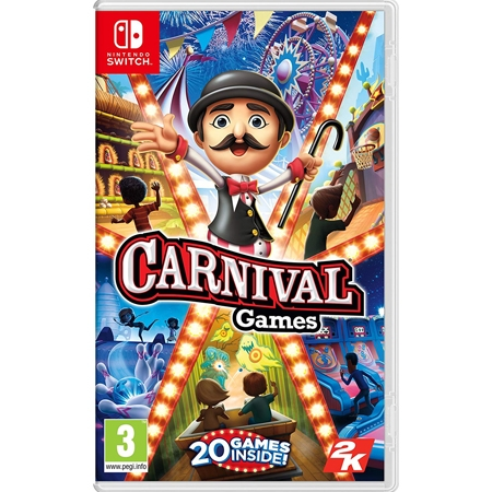 Carnival Games /Switch