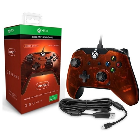 PDP Wired Controller for Xbox One / PC- Orange