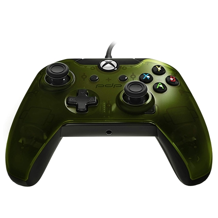 PDP Wired Controller for Xbox One / PC- Green
