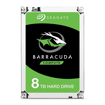 Seagate 8TB SATA3 HDD Barracuda