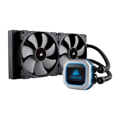 CORSAIR Hydro Series H115i PRO Liquid CPU Cooler