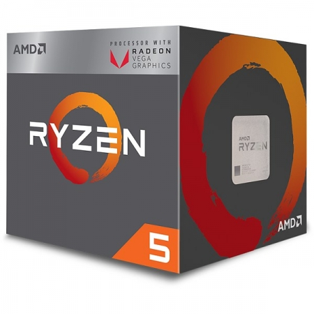 AMD Ryzen 5 2500X