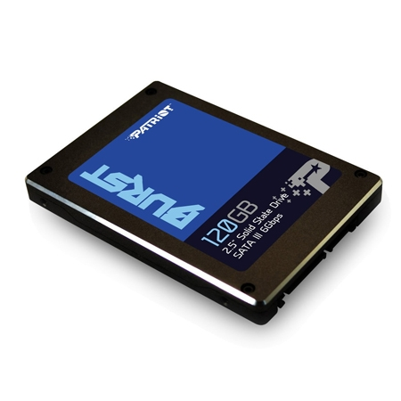 "Patriot SSD 120GB 2.5"" Burst SATA3"