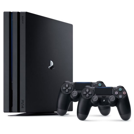 Konzola Playstation 4 PRO 1TB + Dualshock 4 kontroler Black