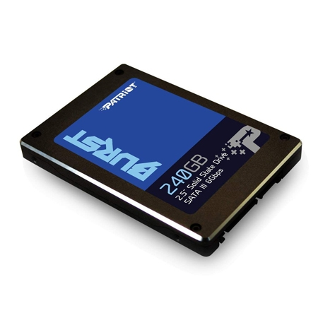 "Patriot SSD 240GB 2.5"" Burst SATA3"