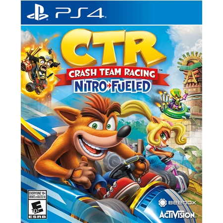Crash Team Racing Nitro-Fueled /PS4