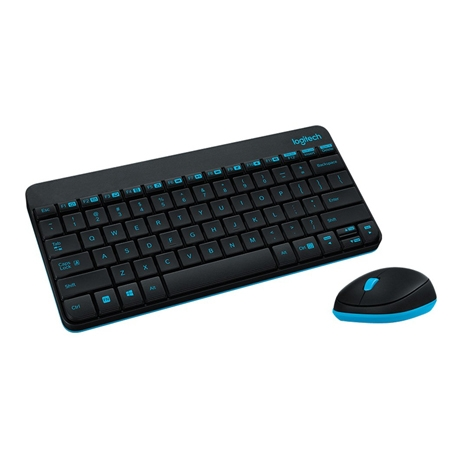 Logitech Desktop set Wireless MK245
