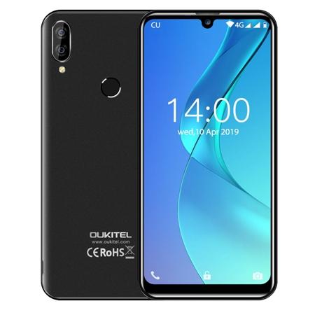 Oukitel Smartphone C16 Pro Black