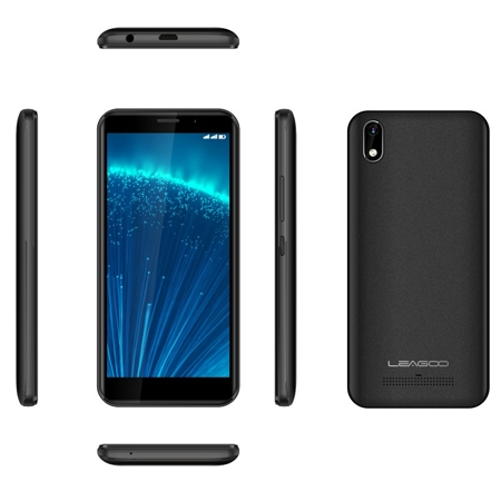 Leagoo Smartphone Z10 Black