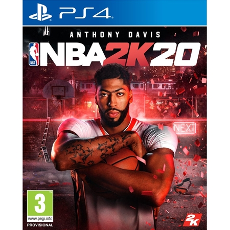 NBA 2K20 Preorder /PS4