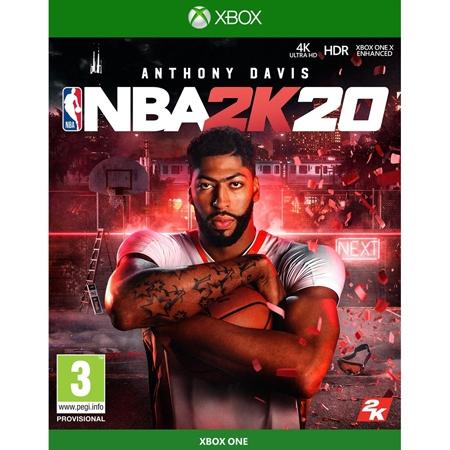 NBA 2K20 Preorder /XboxOne