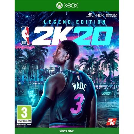 NBA 2K20 Legend Edition Preorder /XboxOne