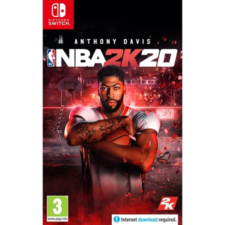 NBA 2K20 Preorder /Switch