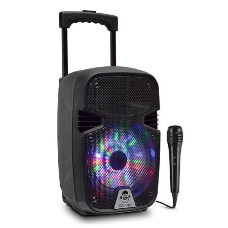 iDance Zvučnik 214MK2 RGB Bluetooth Portable