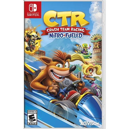 Crash Team Racing Nitro-Fueled /Switch
