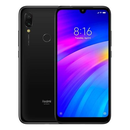 Xiaomi Smartphone Redmi 7 4G Black (3/32)