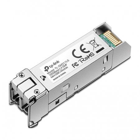 TP-Link TL-SM311LS MiniGBIC Single-mode SFP Module