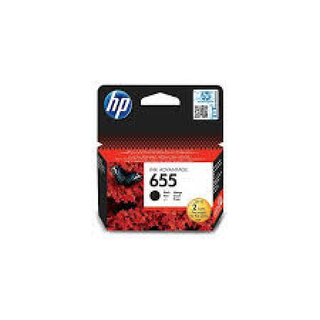 HP Cartridge CZ109AE No.655 Black