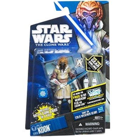 FIGURA Star Wars CLONE WARS 10CM
