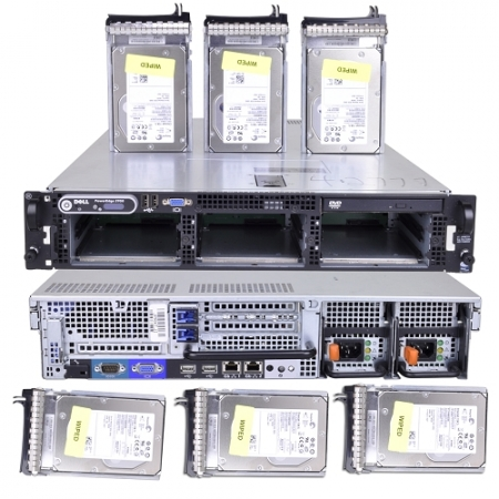 DELL Server PowerEdge 2950 7R *REFURBISHED*