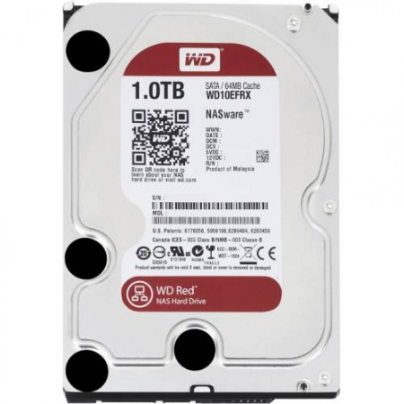 WD 1TB SATA3 HDD Red NAS