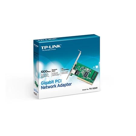 TP-Link TG-3269 Gigabit LAN PCI