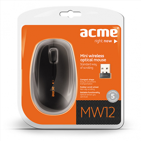 ACME Miš MW12 Wireless Mini