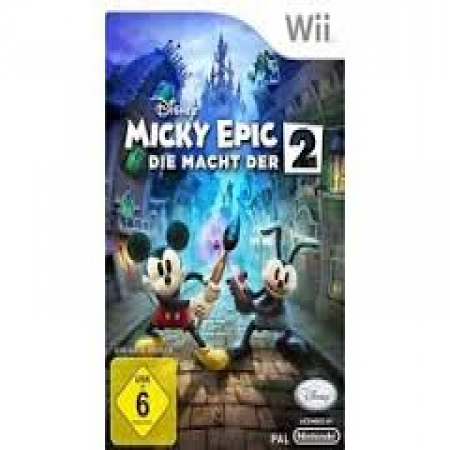 Wii Mickey Epic 2 - USED