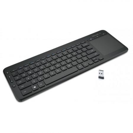 Microsoft All in One Media Keyboard