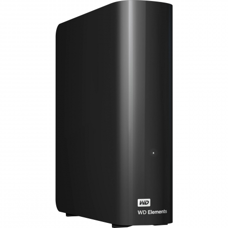 WD 3TB External HDD Elements Desktop USB 3.0