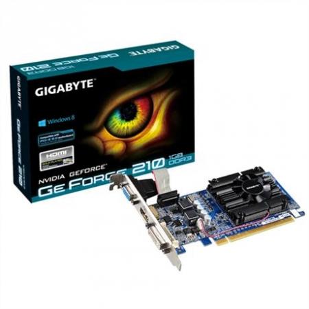 Gigabyte NVIDIA GeForce GV-N210D3-1GI 6.0