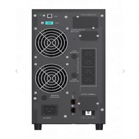 Mustek PowerMust UPS 3024 Online LCD 3KVA
