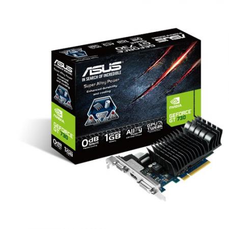 ASUS NVIDIA GeForce GT730-SL-1GD3-BRK