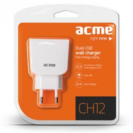 ACME CH12 Dual USB wall charger