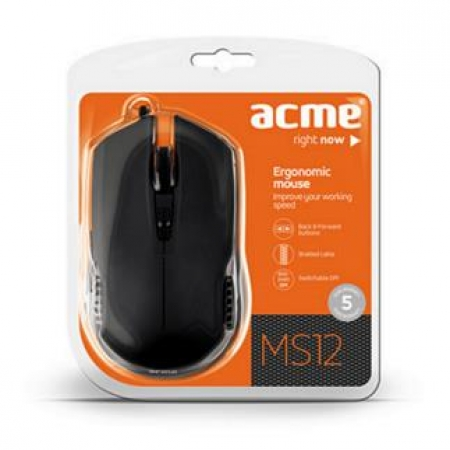 ACME Miš MS12 Ergonomic