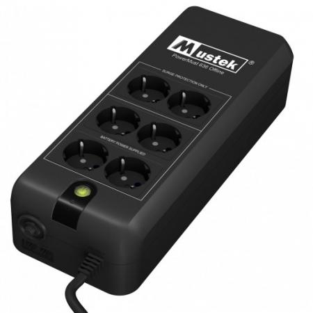 Mustek PowerMust UPS 636 Offline Schuko
