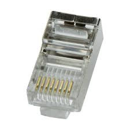 LogiLink CAT5e Connector RJ45 100KOM MP0002