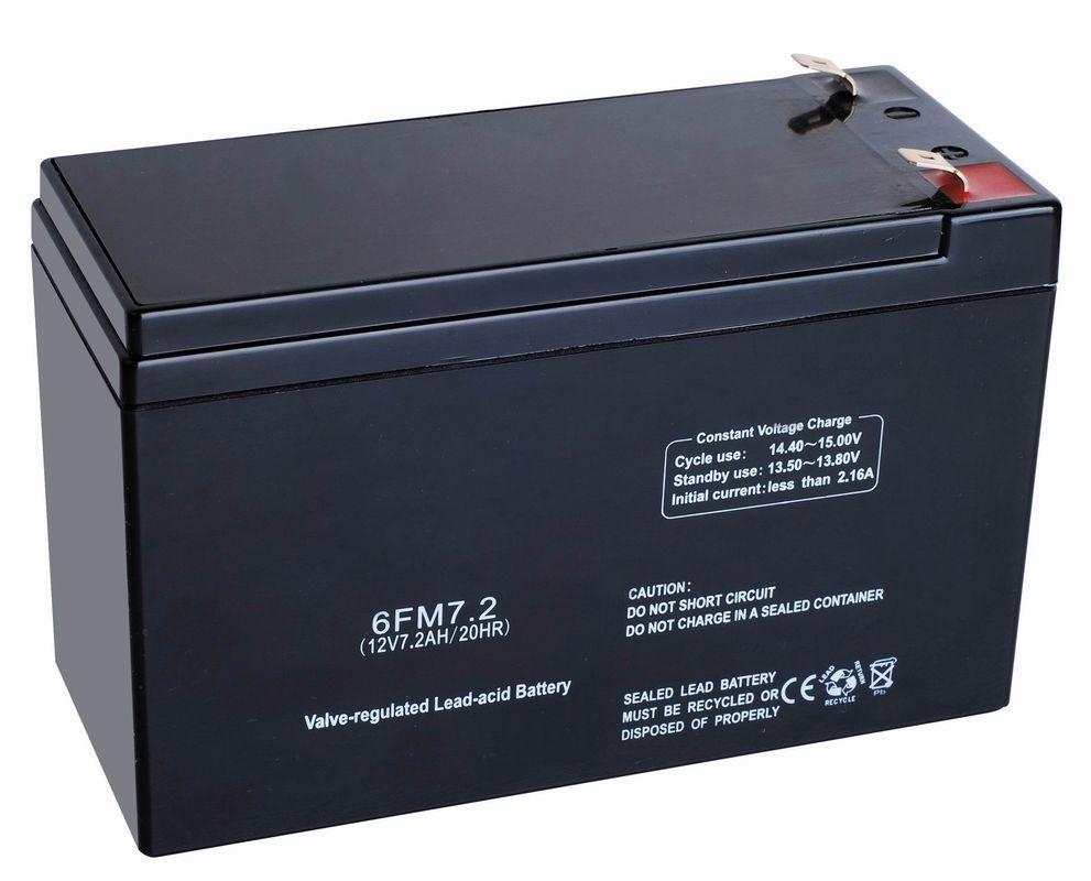 Battery 12V 7.2Ah